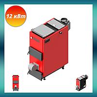 Шахтный котел Холмова Termico КДГ - 12 кВт (с автоматикой)