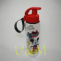 Детская бутылочка для воды Mickey Mouse, 500 мл. - Herevin