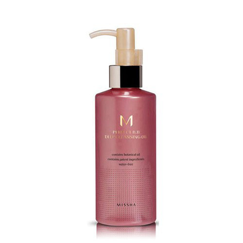 Демакияж, гидрофильное масло для снятия ВВ крема MISSHA M Perfect BB Deep Cleansing Oil (200ml),оригинал