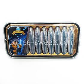 Конфеты АтАг 100г Рыбки Закусон интеллигента (рыбки шоколадные)