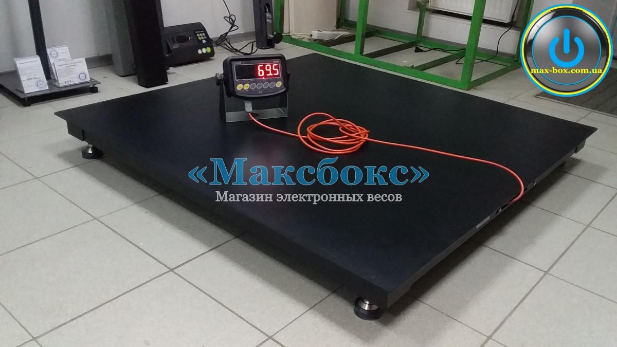 Весы платформенные 2 тонны РС 2000 IP67