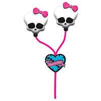 Наушники Monster High для iPod, iPhone, MP3/MP4