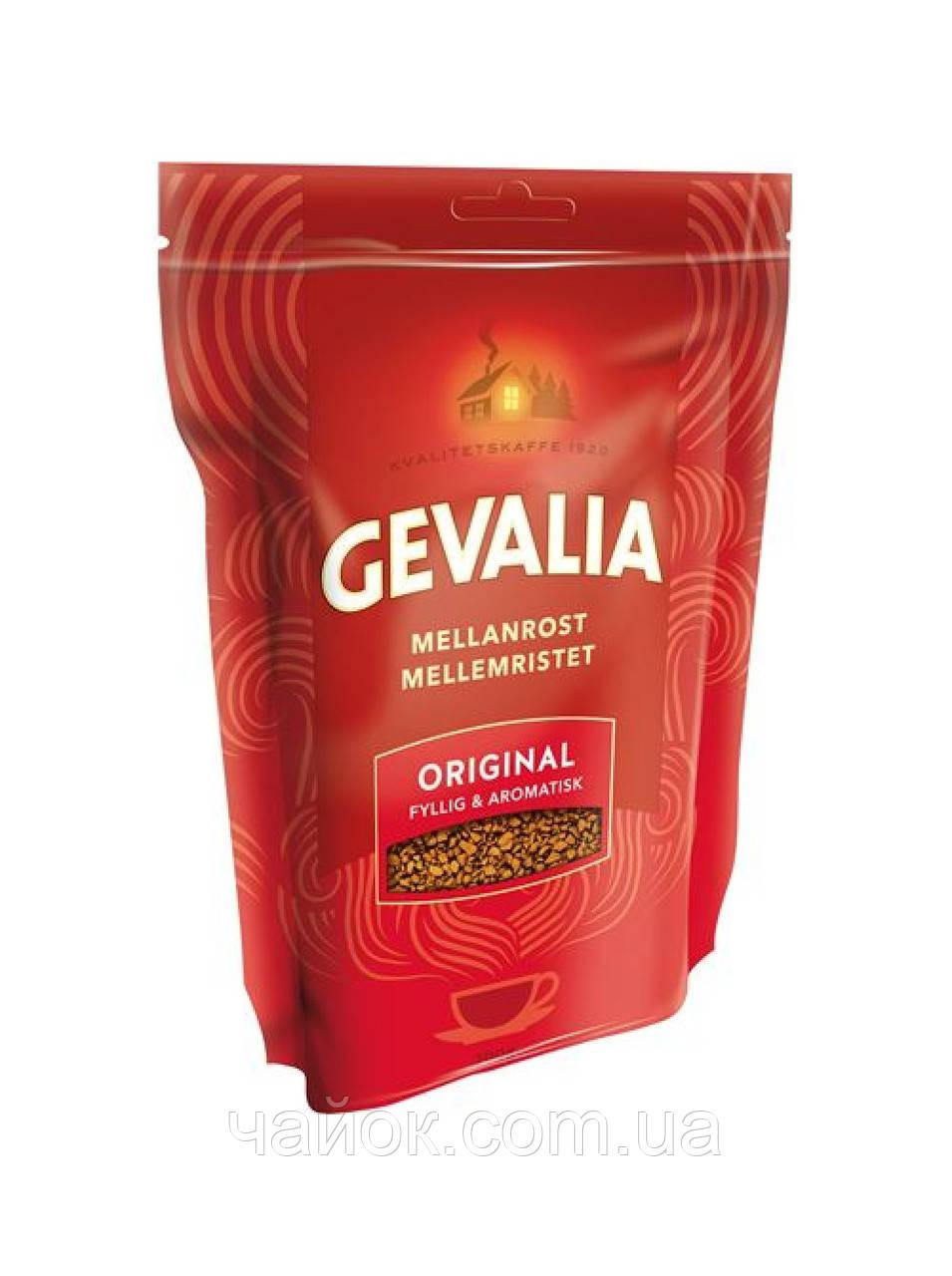 Кофе растворимый Gevalia MellanRost Original растворимый 200 гр