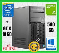 АКЦИЯ i5 2400 + GTX1060 3G • 6GB DDR3 • 500GB • ИГРОВОЙ СИСТЕМНЫЙ БЛОК • СУПЕР ЦЕНА • ГАРАНТИЯ 1 ГОД •