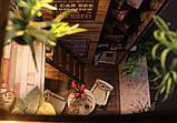 """3D Румбокс """"Кав'ярня"""" - Ляльковий Дім Конструктор / DIY Coffee Doll House від CuteBee, фото 5"""