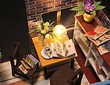 """3D Румбокс """"Кофейня"""" - Кукольный Дом Конструктор / DIY Coffee Doll House от CuteBee, фото 6"""