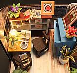 """3D Румбокс """"Кофейня"""" - Кукольный Дом Конструктор / DIY Coffee Doll House от CuteBee, фото 8"""