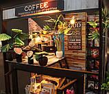 """3D Румбокс """"Кофейня"""" - Кукольный Дом Конструктор / DIY Coffee Doll House от CuteBee, фото 9"""