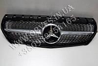 Решетка радиатора Mercedes CLA-class C117 стиль Diamond
