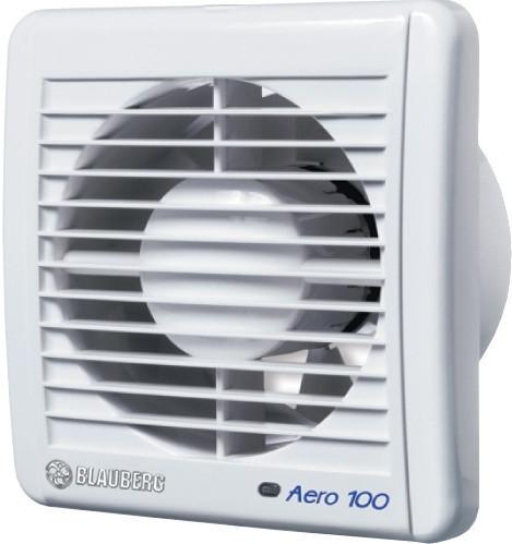 Бытовой вентилятор BLAUBERG Aero 100 S (Германия, оборудован выключателем)