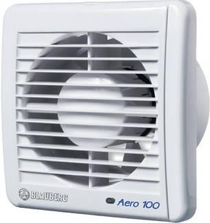 Бытовой вентилятор BLAUBERG Aero 100 S (Германия, оборудован выключателем), фото 2
