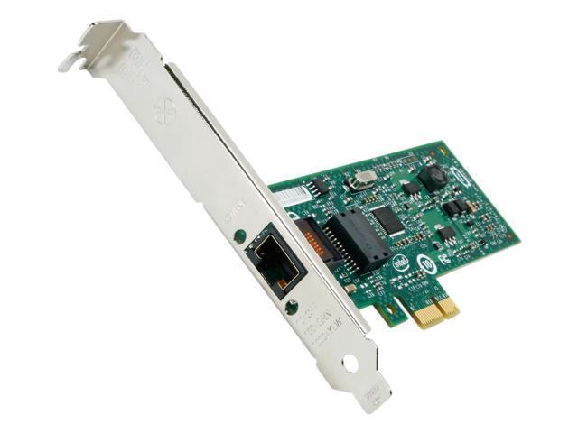 Сетевой адаптер Intel Gigabit CT Desktop Adapter OEM (EXPI9301CTBLK)