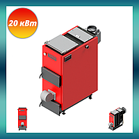 Шахтный котел Холмова Termico КДГ - 20 кВт (с автоматикой)