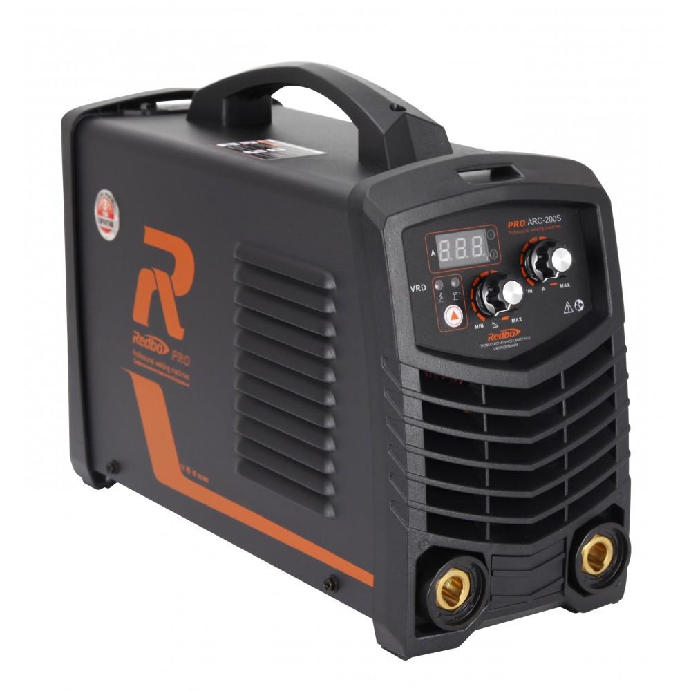 Cварочный Инвертор Redbo PRO ARC-200S