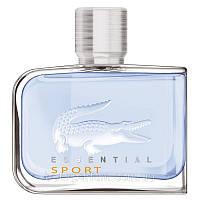 Essential Sport Lacoste 125ml edt (динамичный, свежий, бодрящий аромат для активных мужчин и спортсменов)