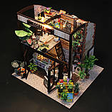 """3D Румбокс """"Кав'ярня"""" - Ляльковий Дім Конструктор / DIY Coffee Doll House від CuteBee, фото 3"""