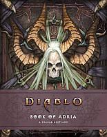 КнигаDiablo III Book of Adria: A Diablo BestiaryДиабло III Книга Адрии: Бестиарий Диабло BL D3