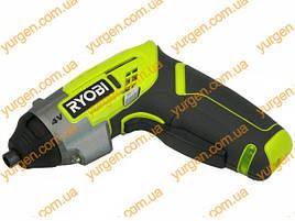 Аккумуляторная отвертка RYOBI ERGO-A2