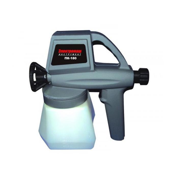 Краскопульт электрический Электромаш ПК-180 (ЭЛПК-180)