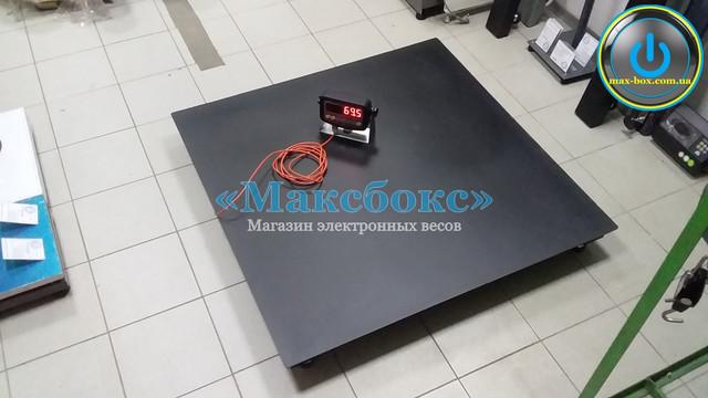 Платформенные весы (РС2000 – 1200х1200)