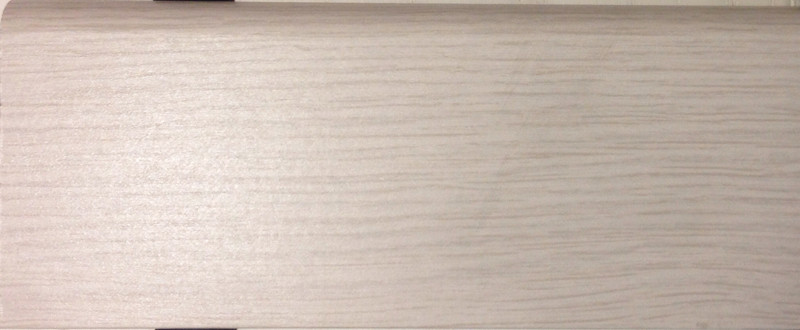Плинтус  MDF Дуб выбеленный. 58 мм Neuhofer Holz
