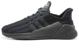 Мужские кроссовки Adidas ClimaCool 02.17 ADV Black (Реплика ААА+)