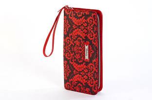 Женский кошелек (портмоне) из натуральной кожи