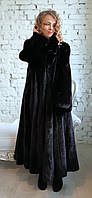 Шуба норковая (Батал). Модель 200201965