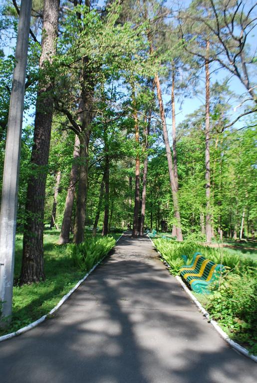 Парковая зона 9