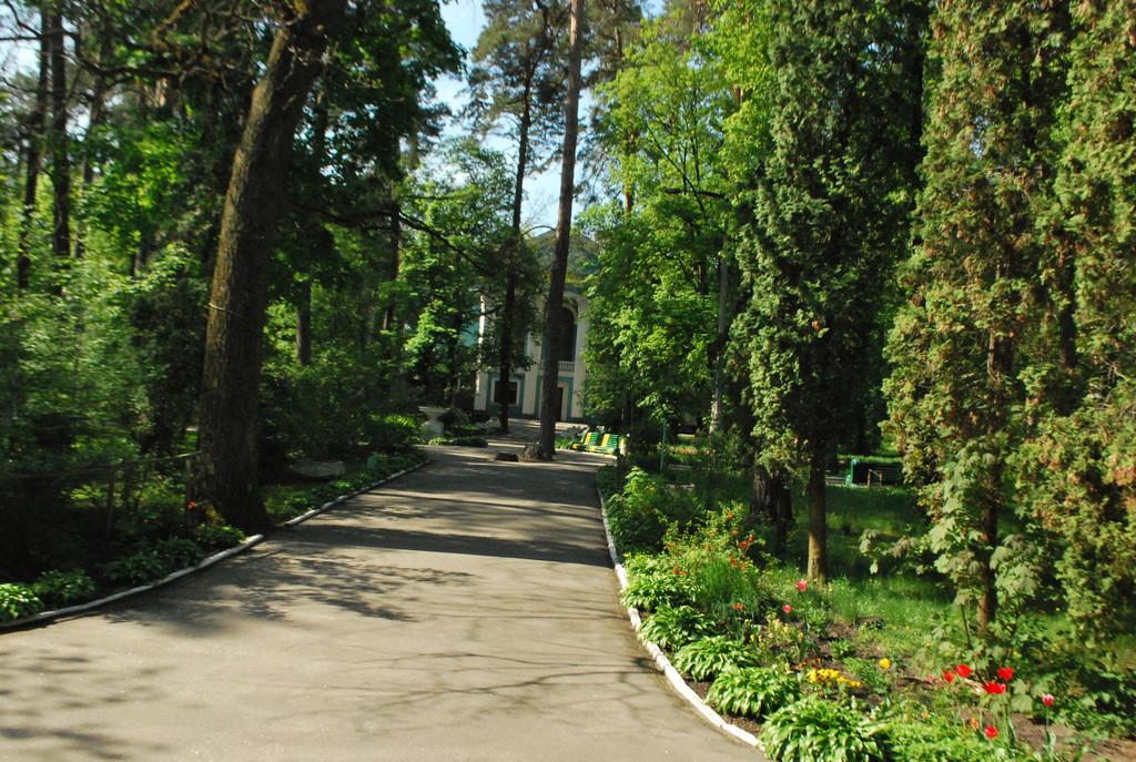 Парковая зона 4