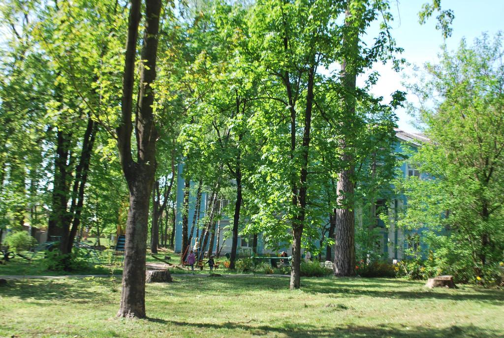 Парковая зона 18