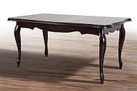 Обідній стіл Роял (Венге шоколад / Темний горіх), фото 1