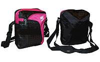Сумка MINI BAG NK GA-8613 (PL, р-р 23*18*7,5см, розовый, салатовый, синий, голубой)