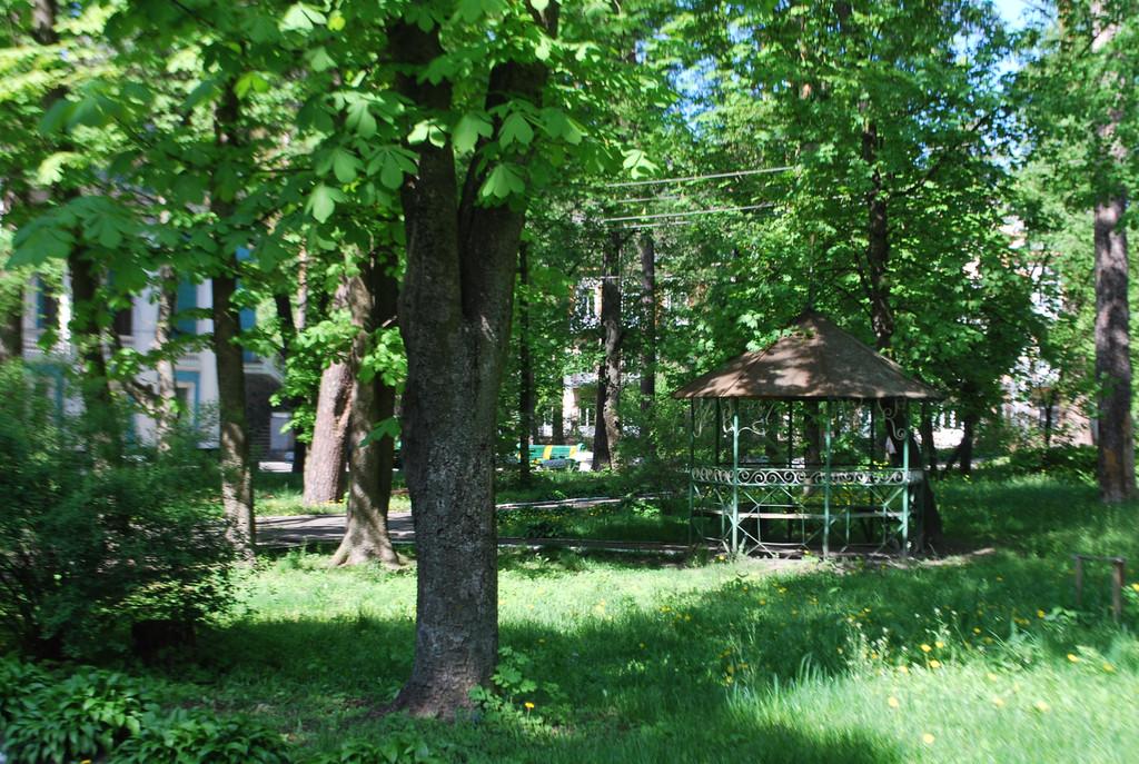 Парковая зона 21