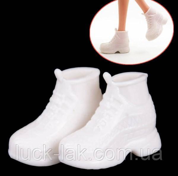 Белые кроссовки, обувь для куклы Барби, Блайз