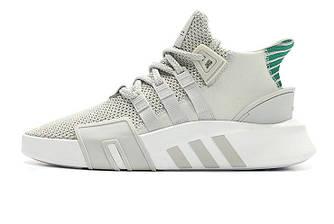 Мужские кроссовки Adidas EQT BASK ADV Grey (Реплика ААА+)