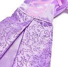Платье Рапунциль для куклы Барби, фиолетовое, фото 3