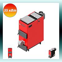 Шахтный котел Холмова Termico КДГ - 35 кВт (с автоматикой)