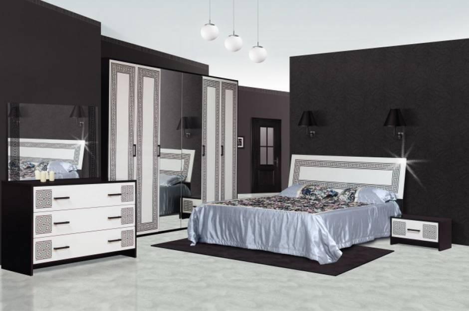 Спальня Бася Новая 4ДЗ