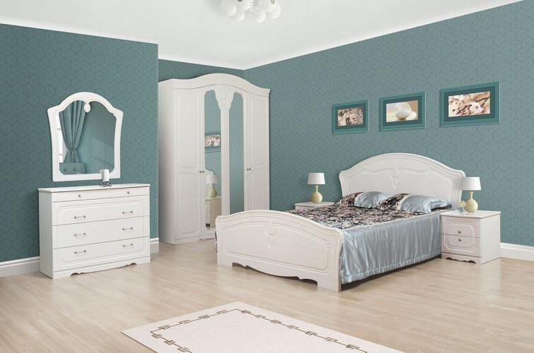 Спальня Луиза 4Д