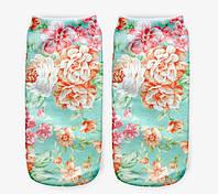 Носки «Цветы», Шкарпетки «Квіти»