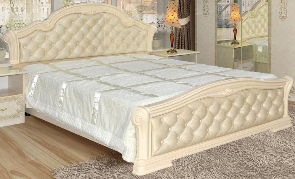 Кровать 2-сп.1.8  Венеция Нова