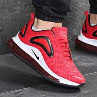 Мужские кроссовки демисезонные Nike Air Max 720 7686 красные, фото 1