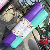 Простыни Panni Mlada одноразовые в рулоне (фиолетовый) 0,6*100м