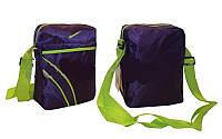 Сумка MINI BAG NK GA-8619 (PL, р-р 23*18*7,5см, синий, зеленый, малиновый, фиолетовый)