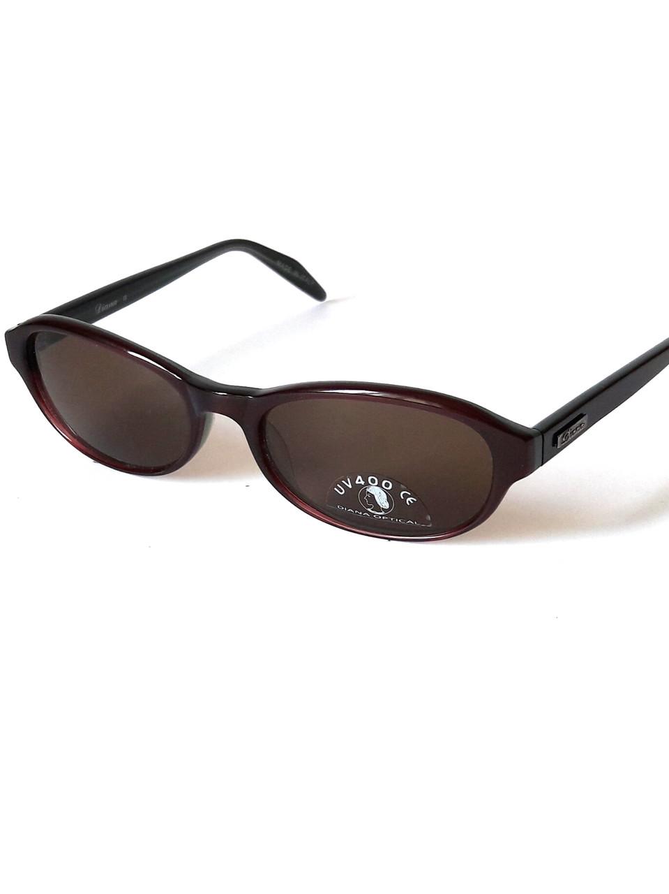 Солнцезащитные фирменные очки из настоящего этрола Diana (Италия)