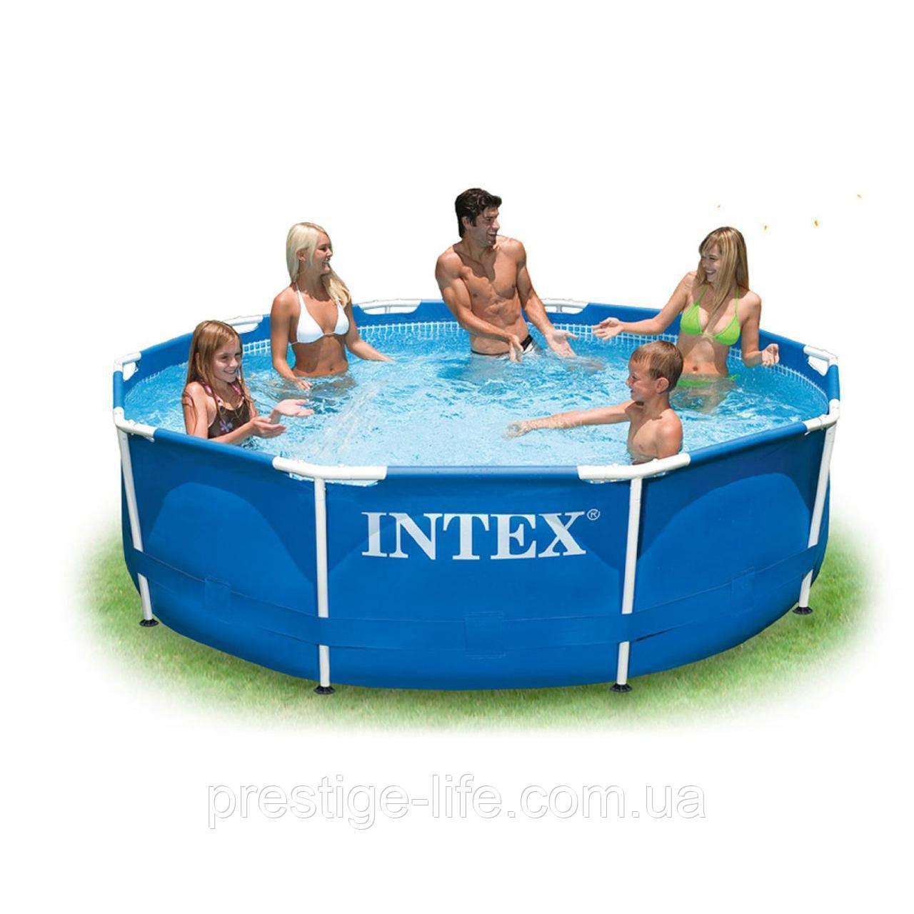 Басейн каркасний Intex 366 х 76 см (26710NP)