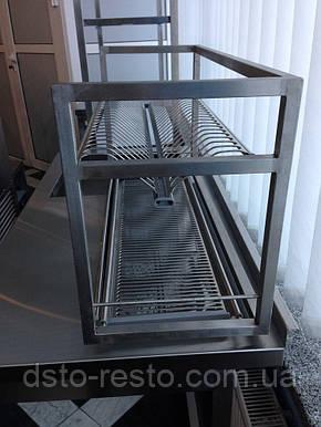 Сушка для посуды 800/300/400 мм, фото 2