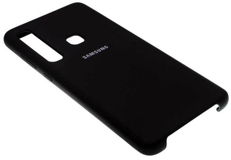 Накладка для Samsung A920 2018 Black Soft Case