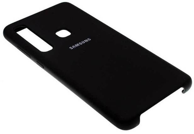 Накладка для Samsung A920 2018 Black Soft Case, фото 2